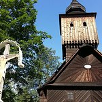 Open air folk park in Roznov pod Radhostem