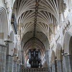 The nave and vault
