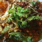 China-Restaurant Sichuan Foto