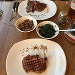 estancia steaks Foto