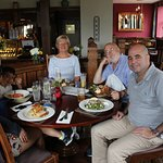Fantastic food at the 'Dukes', August 2nd 2016. Recommend.