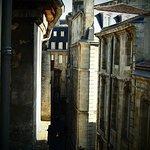 vue de la vielle ville depuis notre chambre.