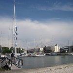 La Rochelle le port