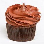 The Groom cupcake