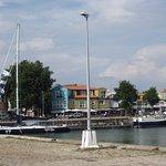 Maisons colorées du port