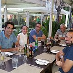 Dinner with my family on Friday night at BROWNS, Valletta Waterfront. Alfed served us greatly :-