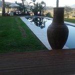 Foto de Mangwanani Spa @ Zevenwacht Winery