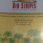 Photo of Red Stripes Caribbean Cuisine & Lounge