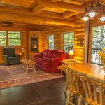Cabin Gold Finch