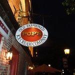Pop's Ice Cream Shop