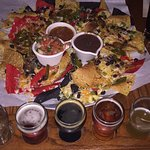 Amazing nachos and beer! We actually ate here twice in our 3 day trip! Loved it and will return!