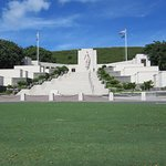 National Memorial Cemetery of the Pacific, Honolulu