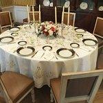 La Table du Général de Gaulle - Petit Trianon