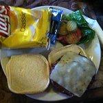 Beef burger $8.00 1/3 # ground black angus