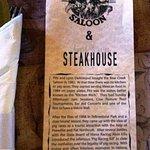 Bear Creek Saloon & Steakhouse