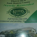 Foto de Keefer's Inn