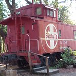 Wine Country Caboose
