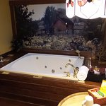 Wine Country Jacuzzi Tub