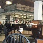 Inside the Restaurant/Shop