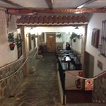 El Molino,  a converted carpark, English speaking staff, cheap as chips menu makes it a must vis