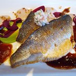 nice fish main course