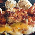 TGI Friday's N. Mrytle Beach - Sizzling Chicken n Shrimp