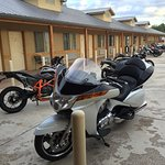 We were attending a motorcycle rally in Datil, NM
