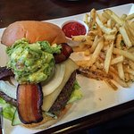 a great burger!
