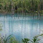 Photo de Blue pond