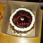 Wife's awesome Lady Bug birthday cake!!!
