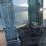 Vancouver Marriott Pinnacle Downtown Hotel Foto