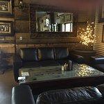 Comfy Interior of cafe
