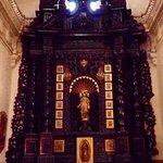 Iglesia San Pedro, Lima: Retábulo de Santo Inácio (foto Eduardo Campos)