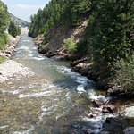 Clear Creek looking downstream