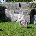 This tombstone shows 1757-1831!