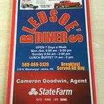 Bledsoe's Diner