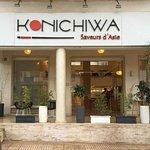 صورة فوتوغرافية لـ Konichiwa