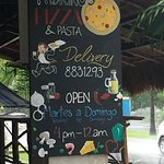 Foto de Padrino's Pizza Express