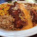 Chicken Enchiladas. Sooo Tasty!