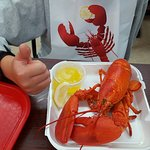 Carrier's Mainely Lobster Foto