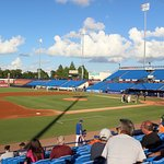 Tradition Field before the game