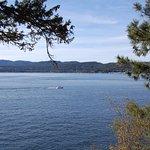 Coeur d'Alene Lake Foto