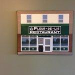 Foto de Fleur-de-Lis Tea Room and Dining Room