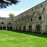 Cloisters at Salisbury