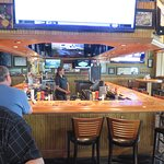 Bar at the 54th Street Grill