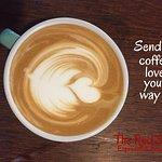 Sending coffee love your way
