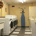 Laundry room in site