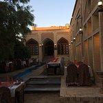 Foto de Moshir al-Mamalek Garden Hotel