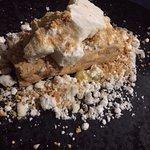 Salted Caramel, Peanut an Coconut Parfait