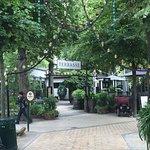 Hotel restaurant Terasse in Tivoli Gardens